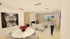 renovatie#interieur#tv-ruimte#zitruimte#living#cosy#black#stalen deur