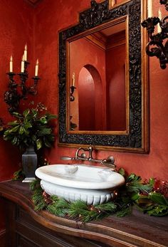 Decking Your Bath with Christmas Cheer