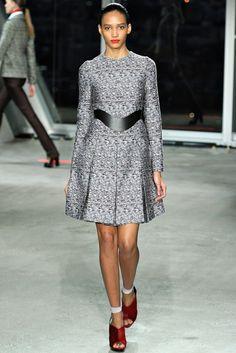 Jonathan Saunders Fall 2012 Ready-to-Wear Fashion Show - Mackenzie Drazan
