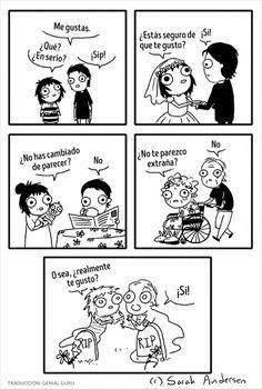 20 Cómics acerca de lo difícil que es ser niña