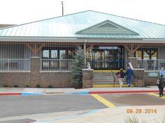 Grand Canyon Railway Diner - Williams, Az