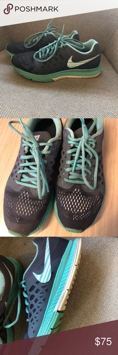 promo code e761e de989 Nike Women s sneakers Size Size Worn, but cared for Small hole in fabric on  only one shoe by inner ankle Nike Shoes Sneakers
