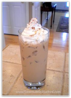 Sweet Little Bluebird: Happy National Coffee Day ~ 4 Easy, Yummy Coffee Recipes