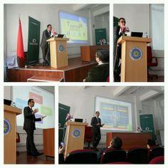 """Yıldız Teknik Üniversitesi """"Stratejik Planlama"""" Konulu Seminer"""