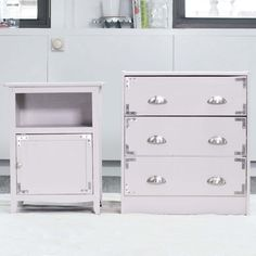 Upcyle Hand-Me-Down Furniture Into a Matching Bedroom Set