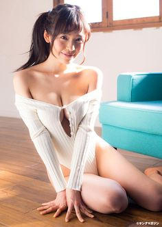 passion-nippones:  Misato Shimizu :http://passion-nippones.eklablog.net/gravure-idol-session-young-magazine-unpublished-pics-web-young-magazin-a114906366
