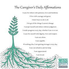 #caregiver #affirmations #carecard https://www.facebook.com/care.compromocode