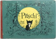 PITSCHI, 1959, by HANS FISCHER