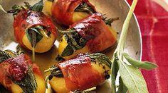 Kräuter-Kartoffeln in Schinkenmantel | rezepte | formeonline