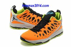 official photos 08cf2 212a3 Jordan CP3.VIX Chris Paul Shoes Orange Fluorescent Green  orange  nikes All