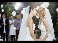Jolin's new song is in support of marriage equality.  蔡依林 Jolin Tsai - 不一樣又怎樣 We're All Different, Yet The Same (華納official 高畫質HD官方完整版MV) - YouTube