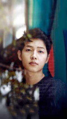 """Song Joong Ki in Harper's Bazaar Korea May 2016 "" Park Hae Jin, Park Seo Joon, Daejeon, Hot Korean Guys, Korean Men, Korean Wave, Descendants, Song Joong Ki Photoshoot, Most Handsome Korean Actors"
