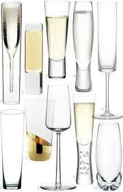 Stylish, unique modern #Champagne flute designs.