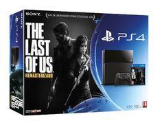 PlayStation 4 - Consola 500 GB + The Last Of Us Remasterizado en Amazon.es por 419,95 € (IVA incluido) #PS4 #TheLastofUs