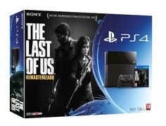 PlayStation 4 - Consola 500 GB + The Last Of Us Remasterizado en Amazon.es por 419,95 € (IVA incluido) #PS4 #TheLastofUs