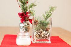 cheap christmas centerpiece ideas