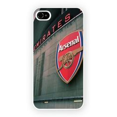 Arsenal iPhone 4/4S and iPhone 5 Cases