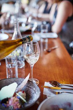Expert food & wine pairings #frogmorecreek style