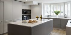 """""""Kitchens and bathrooms can add significant value to a home. It is where people want to spend their time so they have to be well-designed and desirable spaces.""""  TV personality Amanda Lamb has chosen Poggenpohl for her latest kitchen.   #Poggenpohl #Studio #St.Albans  Read more: http://www.poggenpohl.com/magazine/amanda-lamb"""