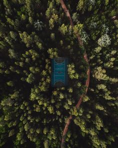 Uruguay From Above: Creative Drone Photography by Diego Weisz #art #photography #Drone Photography