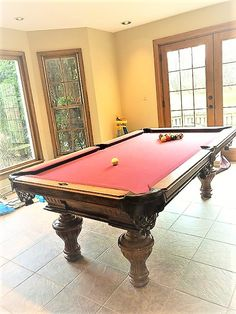 418 Best Sold Used Pool Tables Billiard Over Time