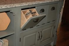 Examples of our work - Kitchens - traditional - kitchen - baltimore - Keener Kitchen Manufacturing