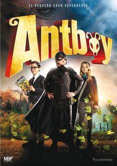 Antboy : el pequeño gran superhéroe / dirigida por Ask Hasselbalch. Desembre 2015