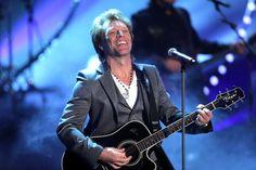 Jon Bon Jovi net worth: Jon Bon Jovi is a New Jersey-born rock star who has a net worth of $300 million. Jon Bon Jovi was born John Francis Bongiovi