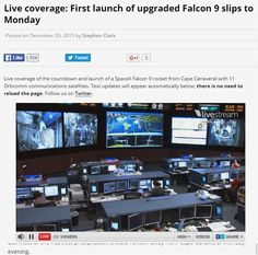 Live coverage: First launch of upgraded Falcon 9 slips to Monday | Spaceflight Now