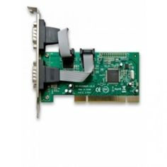 SYBA SYB-SY-PCI15004 PCI Serial 2xDB-9 (RS-232) Serial Ports Controller Card by Syba. $29.32. Description:Ideal for connecting to modem, cellular phone, PDA, ISDN terminal adapter, satellite receiver, graphic tablet, bar code scanner, label printer, automated teller machine, GPS, finger print identification, Infra-Red transceiver, packet radio, magnetic card reader, Pos devices, multi-modem dail-up server, digital camera, automation interface, and card reader. Keeps o...