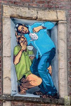 Dan - Street Artist