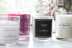 Candles from Adalminas Secret