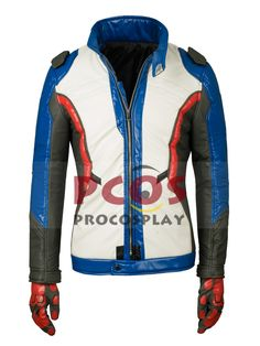 O v e r w a t c h Soldier 76 Cosplay Costume Jacket / Coat mp003088 #Affiliate