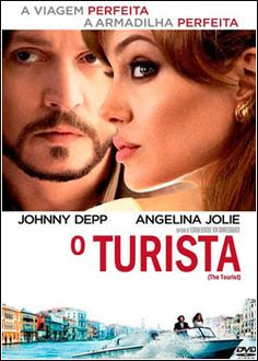 is a 2010 thriller-romance and action film co-written and directed by Florian Henckel von Donnersmarck, starring Angelina Jolie and Johnny Depp. It is a remake of the 2005 French action film Anthony Zimmer. Johnny Depp Angelina Jolie, Film Movie, See Movie, Movie List, Hindi Movie, Comedy Movies, The Tourist Movie, Movies To Watch, Good Movies