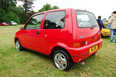 #fiat #cinquecento Fiat Cinquecento, Van, Passion, Vehicles, Vans, Cars, Vehicle