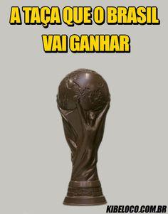 a taça que o brasil  vai ganhar