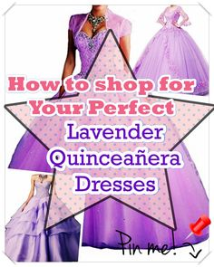 Lavender Quinceanera dress - Need help on designing a quinceanera including tips? and lists,. Begin shopping for your Quinceanera dress as well as accessories. Decide on your honor the bid day of yours with the next recommendations. Lavender Quinceanera Dresses, Quince Dresses, Different Patterns, Girl Birthday, Cute Dresses, Aurora Sleeping Beauty, Feminine, Gowns, Princess