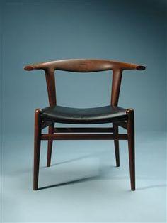 + bull chair by wegner +