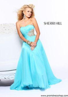Sherri Hill 1556 at Prom Dress Shop   Prom Dresses