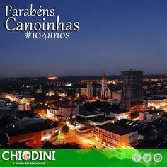 Canoinhas - Santa Catarina - Brasil.                        Link permanente da imagem incorporada