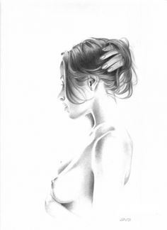 pencil drawings by ary spoelstra