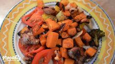 Tepsis édesburgonya | Nosalty Atkins, Pot Roast, Tapas, Paleo, Sweets, Ethnic Recipes, Food, Carne Asada, Roast Beef