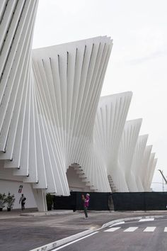 New High Speed Train Station in Italy by Santiago Calatrava