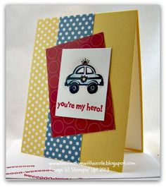 You're My Hero by nwt2772 - Cards and Paper Crafts at Splitcoaststampers