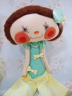 Bruno - Fantastic dolls and blog!