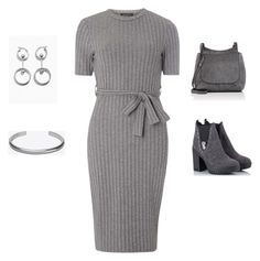 """""""Untitled #124"""" by wiezyczka ❤ liked on Polyvore featuring Dorothy Perkins, Alberto Guardiani, The Row and Maison Margiela"""