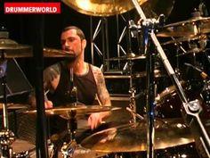 John Tempesta: Appearance Australian Drumming Festival - YouTube