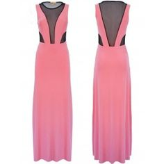 Vestido Largo Rosa Online VL87 Pop Couture, Backless, Formal Dresses, Fashion, Pink, Stylish Dresses, Long Gowns, Hot Clothes, Clothing Stores