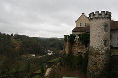 Nontron, Dordogne - guide touristique