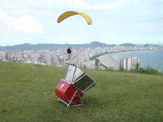Pleno Sol's Catssol near Rio De Janeiro...?  Solar Oven made in Brazil